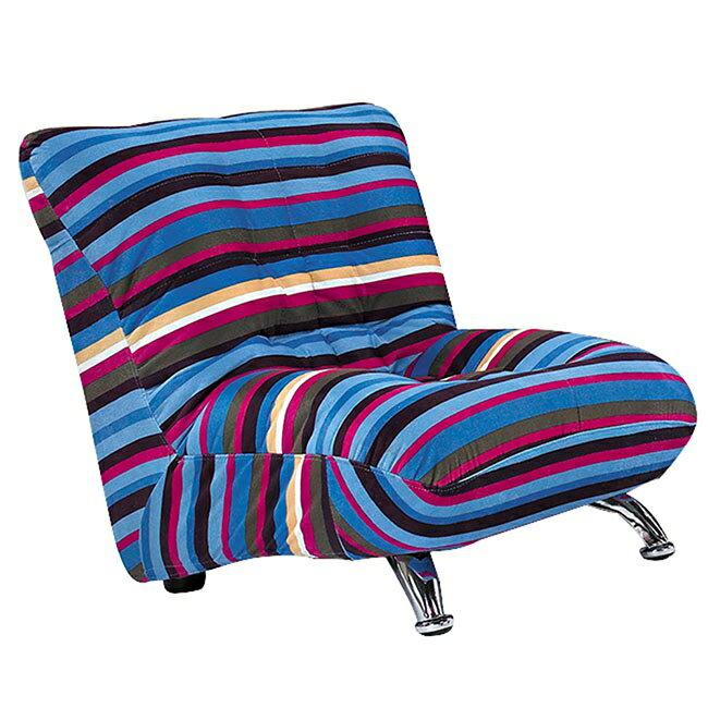 湖人直條紋小椅子