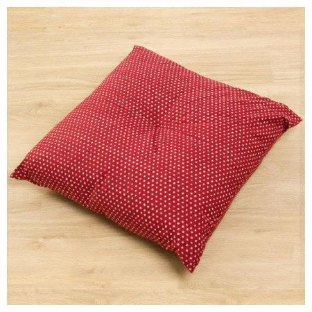 和室座墊 ARARE 深紅色