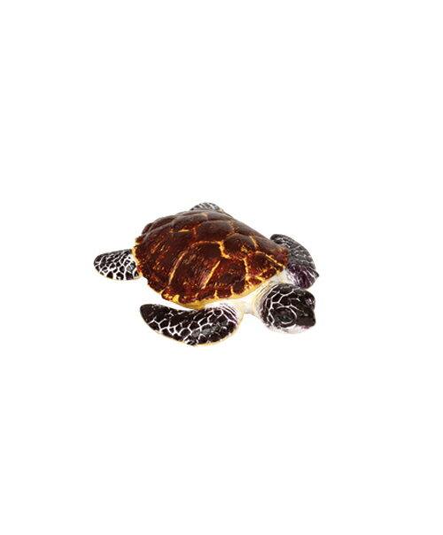 【淘氣寶寶】 美國 B.Toys 感統玩具 Terra 海洋世界-綠蠵龜