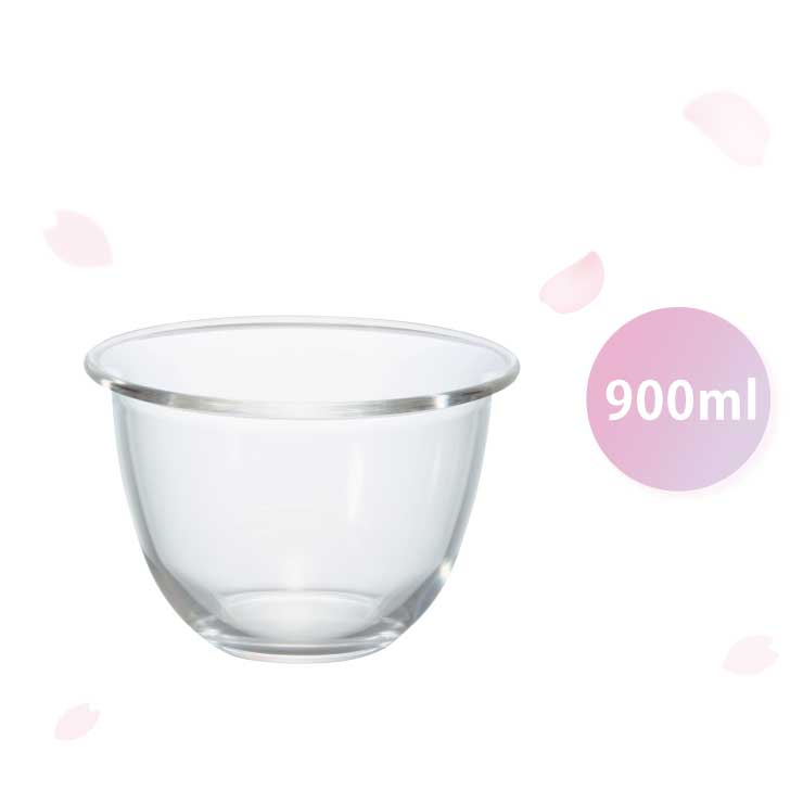 HARIO 深型耐熱攪拌碗 調理碗 900ml/MXP-900