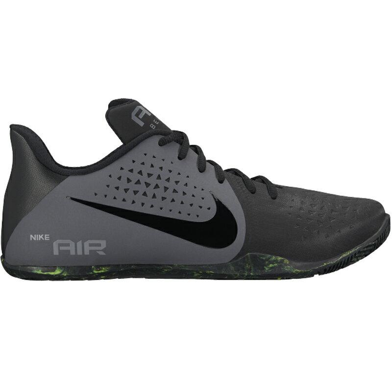 Nike Air Behold Low 男鞋 籃球 氣墊 低筒 透氣 基本款 黑 灰 【運動世界】 898450-008