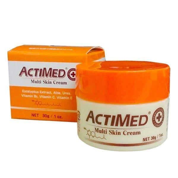 ACTIMED艾迪美乳霜30g瓶◆德瑞健康家◆