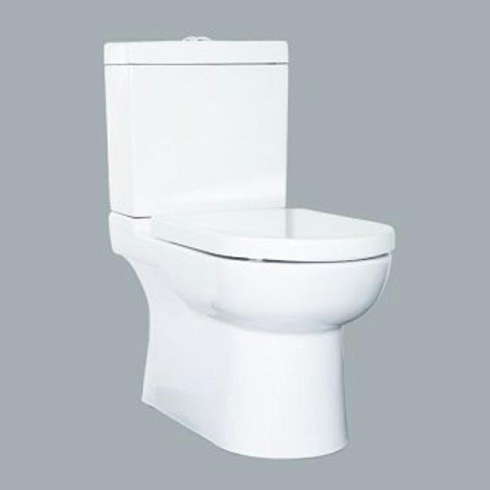 【HCG和成】伊頓馬桶附馬桶蓋 含二段式水箱(CS4522GMUT)