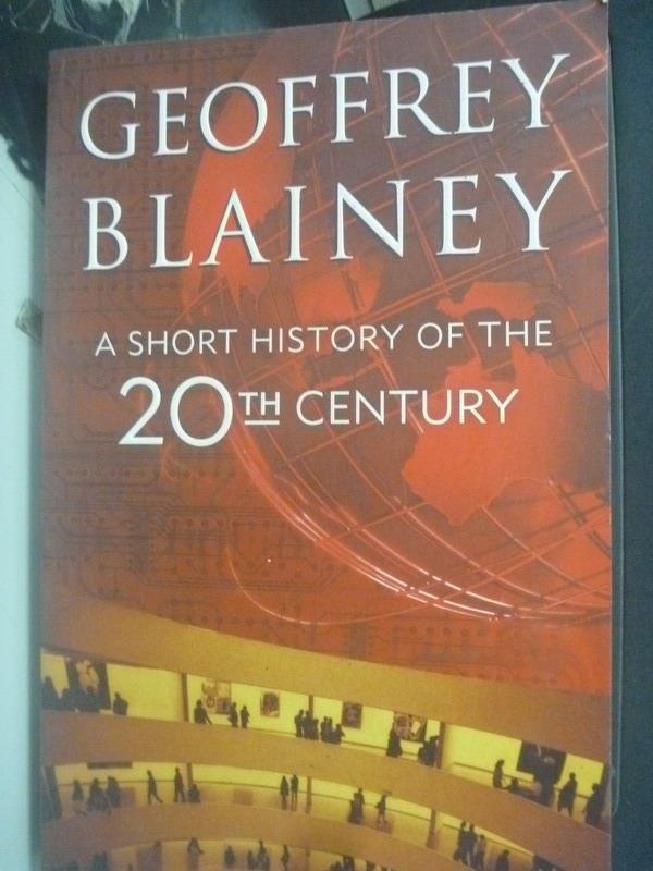 ~書寶 書T4/歷史_YGU~A Short History of the Twentie
