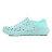 《2019新款》Shoestw【92U1SA03BL】PONY Enjoy 洞洞鞋 水鞋 海灘鞋 可踩跟 懶人拖 菱格紋 蒂芬妮綠 白V Tiffany 男女尺寸都有 2