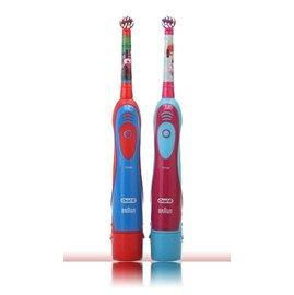 歐樂B迪士尼電池式兒童電動牙刷DB4510◆德瑞健康家◆