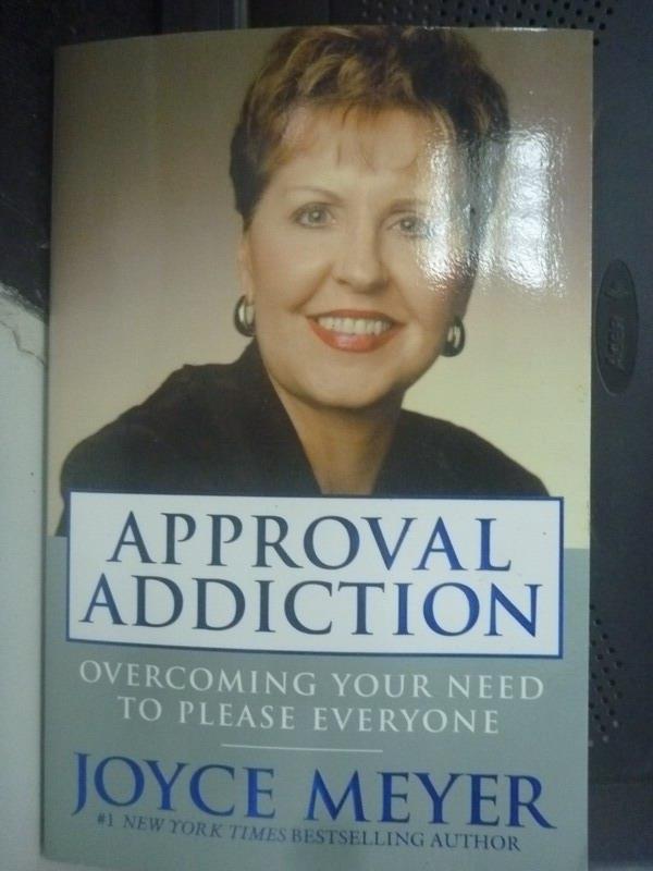 【書寶二手書T9/勵志_LHL】Approval Addiction: Overcoming Your Need