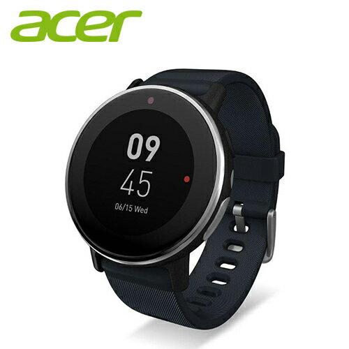 AcerLeapWare智慧運動錶標準雙錶帶版黑色【三井3C】