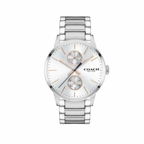 COACH經典動人紳仕腕錶銀14602097