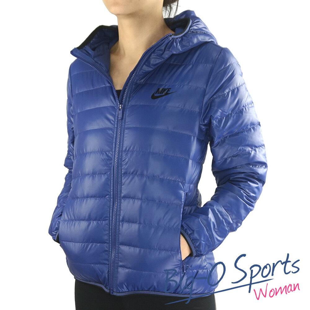 NIKE 耐吉 AS W NSW DWN FLL JKT HD 羽絨外套 女 805083508 Big-O Sports