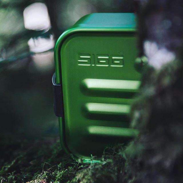 SIGG Metal Box Plus L 午餐盒 / 便當盒 鋁銀色-大 9