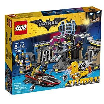【瞎買天堂x3/3貨】樂高 LEGO 蝙蝠俠 BATCAVE BREAK IN 70909【TYLEBM01】