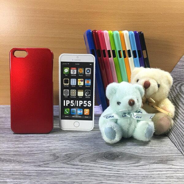 大都會保護殼AppleiPhone55sSEiPhone5c保護殼TPU軟殼閃粉矽膠殼手機殼背蓋