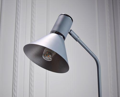 格雷灰桌燈-BNL00113 3