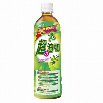 古道超の油切綠茶(無糖) 960ml/12入