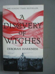 【書寶二手書T2/原文小說_KCV】A Discovery of Witches_Deborah Harkness