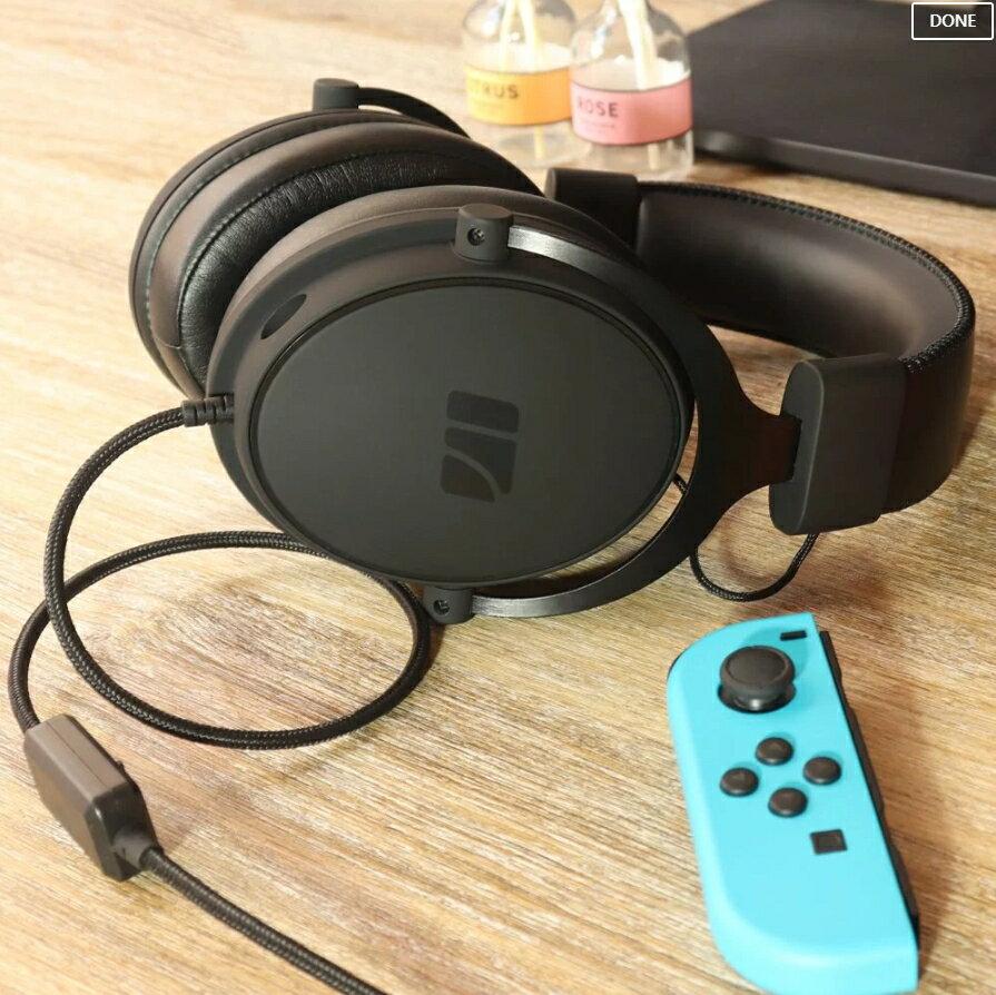 iRocks【Real】有線耳機【Hi-Res等級】耳麥 耳MIC 耳機麥克風 電腦耳機 電競耳機 電競耳麥【迪特軍】