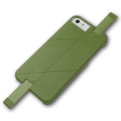 [5/1前輸入序號現折$88]    [亞果元素] iPhone 5 / 5s 專用雙訊號增強保護殼(買一送一) 1