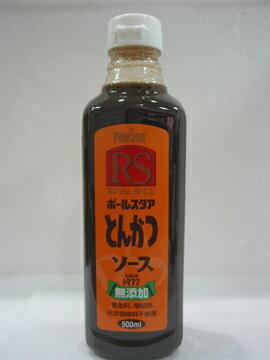 POLE STAR豬排醬汁500毫升/罐