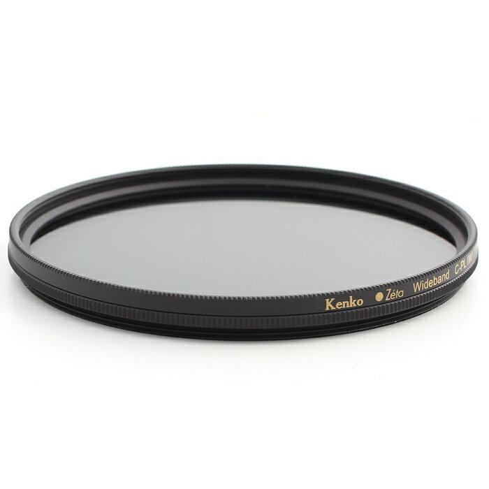 Kenko Zeta CPL 薄框環形偏光鏡 公司貨