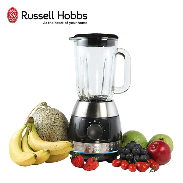結帳價$3980 果汁機 Russell Hobbs英國羅素 炫彩冰沙調理果汁機 完美主義【U0050】