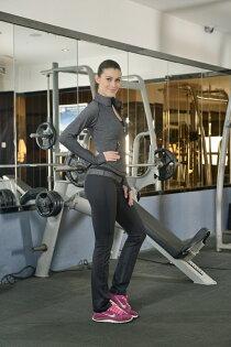 TH3 瑜珈專門店:TH3YOGA運動外套瑜伽服外套休閒運動上裝吸濕排汗面料