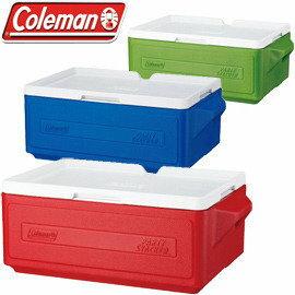 【速捷戶外露營】【美國Coleman】31L 置物型冰桶(四色) 可疊放流暢設計CM-1329, CM-1330