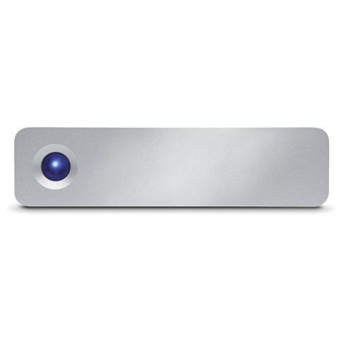 LaCie d2 Quadra 3TB eSATA/ FireWire800/ USB 3.0 External Hard Drive 1