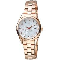 agnès b.眼鏡推薦到agnes b.耀眼之星時尚腕錶   VJ22-KR60K   BH7016X1就在寶時鐘錶推薦agnès b.眼鏡