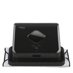 【美國代購】iRobot Braava 380t 天王級乾濕兩用機器人 全自動智能拖地 (快充、導航盒,送抹布:濕擦X5/乾擦X5)
