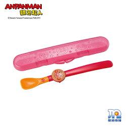 AN副食品專用湯匙M(離乳食) 組合內容:湯匙、收納盒