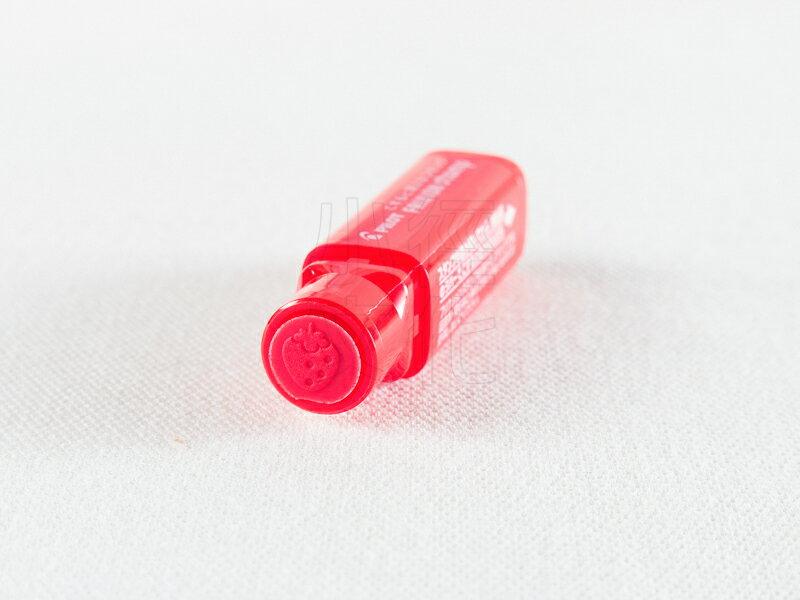 *小徑文化*日本進口 PILOT 手帳用擦擦印章 - 草莓 ( SPF-12-58R )