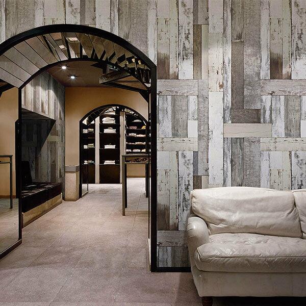 壁紙 日本 SINCOL BB9500 日本牆紙 木紋 工業風 loft風格 牆紙