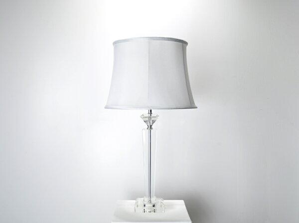 歐風古典燈罩水晶桌燈-BNL00110