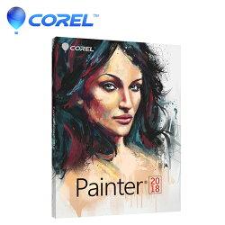 Corel Painter 2018 完整版盒裝(中/英)【三井3C】
