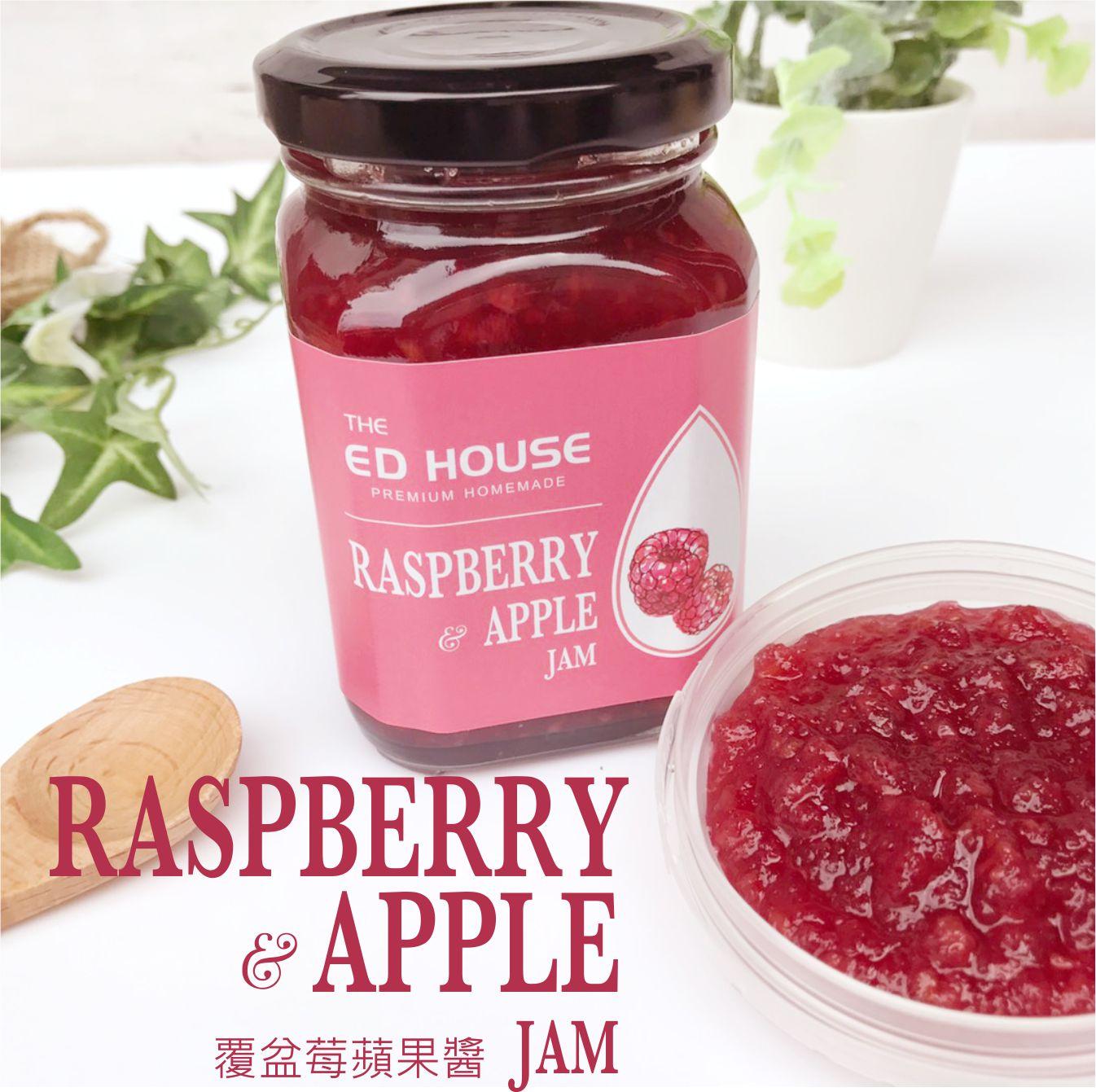 覆盆莓蘋果醬 230g