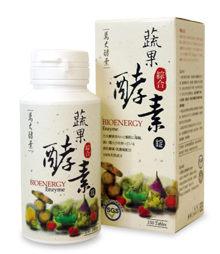 鏡感樂活市集:萬大酵素蔬果酵素錠150顆瓶