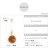 日本CREAM DOT  /  ピアス 金属アレルギー ニッケルフリー レディース ブランド 揺れる ビジュー マーブル マット 大人 上品 エレガント 華奢 シンプル フェミニン ブラウン ベージュ グレー  /  qc0480  /  日本必買 日本樂天直送(890) 5