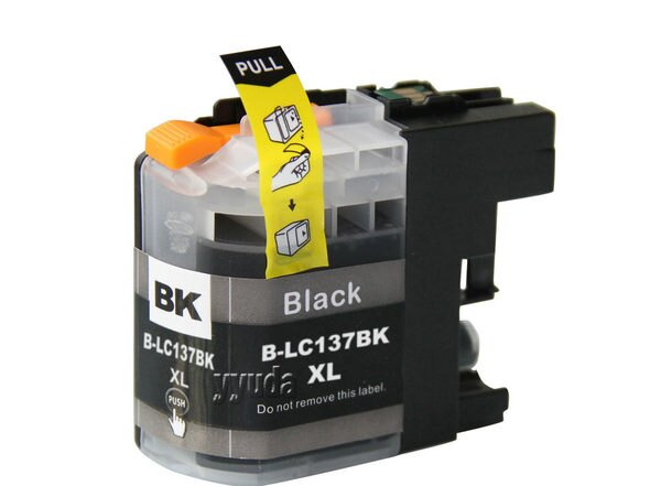 BROTHER LC569XL黑 相容墨水匣LC569/LC569XL 適用:MFC-J3720