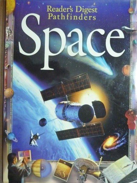 【書寶二手書T4/少年童書_PMK】Space_Alan Dyer
