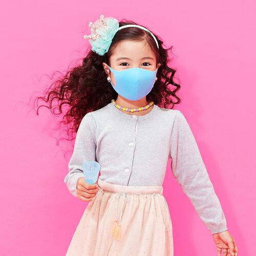 《日本製》PITTA高密合可水洗口罩 一包3入(黑 / 灰 / 白) 6