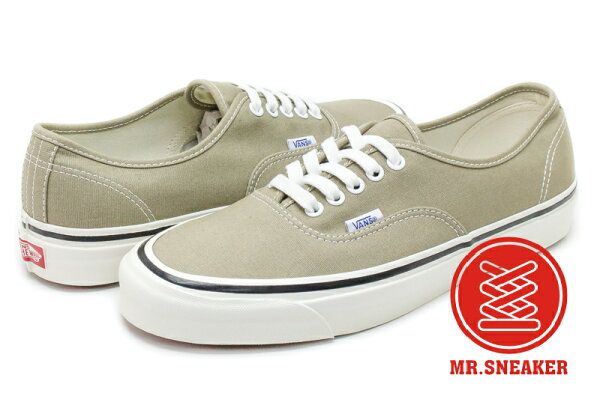 ☆Mr.Sneaker☆VANSAuthentic44DXOGBIRCH復古復刻卡其駝色