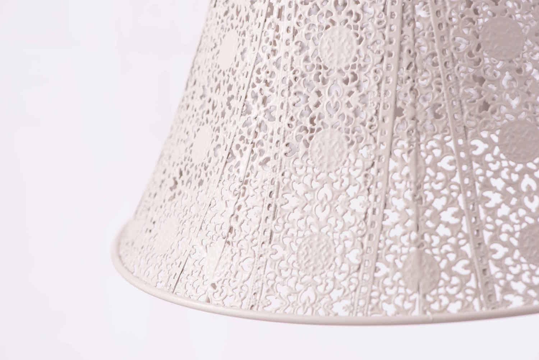 鄉村風米白吊燈-BNL00074 3