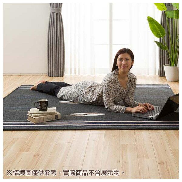 ★地毯 ORTEGA LN H 18 GY 200×240 NITORI宜得利家居 1