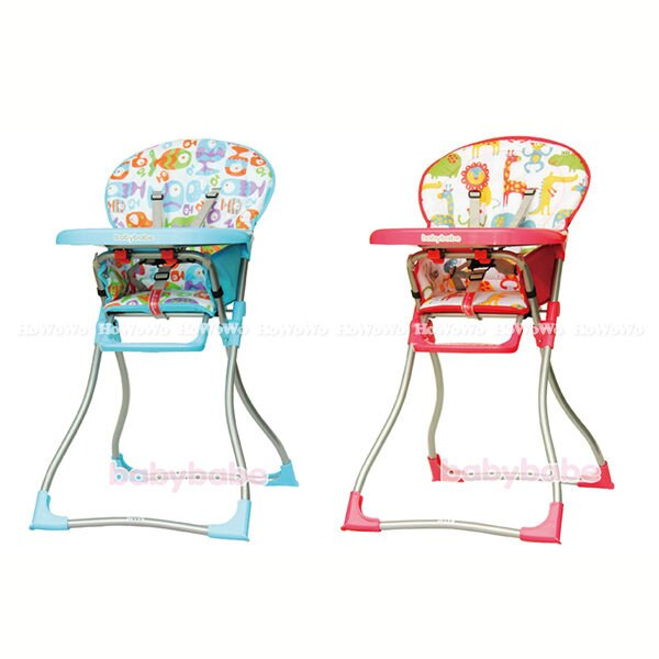 babybabe 兒童高腳餐椅 586 好娃娃