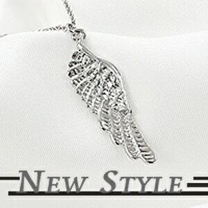 ☆ New Style ☆ 韓國進口 時尚單品 Kris 吳亦凡 希望天使翅膀項鏈 愛戀系列 可當男女對鏈 (單條價)