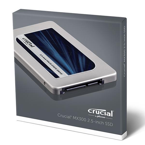 ★綠光能Outlet★現貨★Micron Crucial MX300 275GB SSD