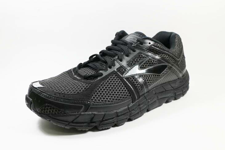 [陽光樂活] BROOKS 男鞋 Cushion | 避震緩衝 ADDICTION 12-1101964E068 全黑