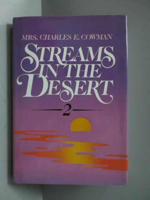 【書寶 書T5/原文書_OSM】Streams in the..._Lettie B. C