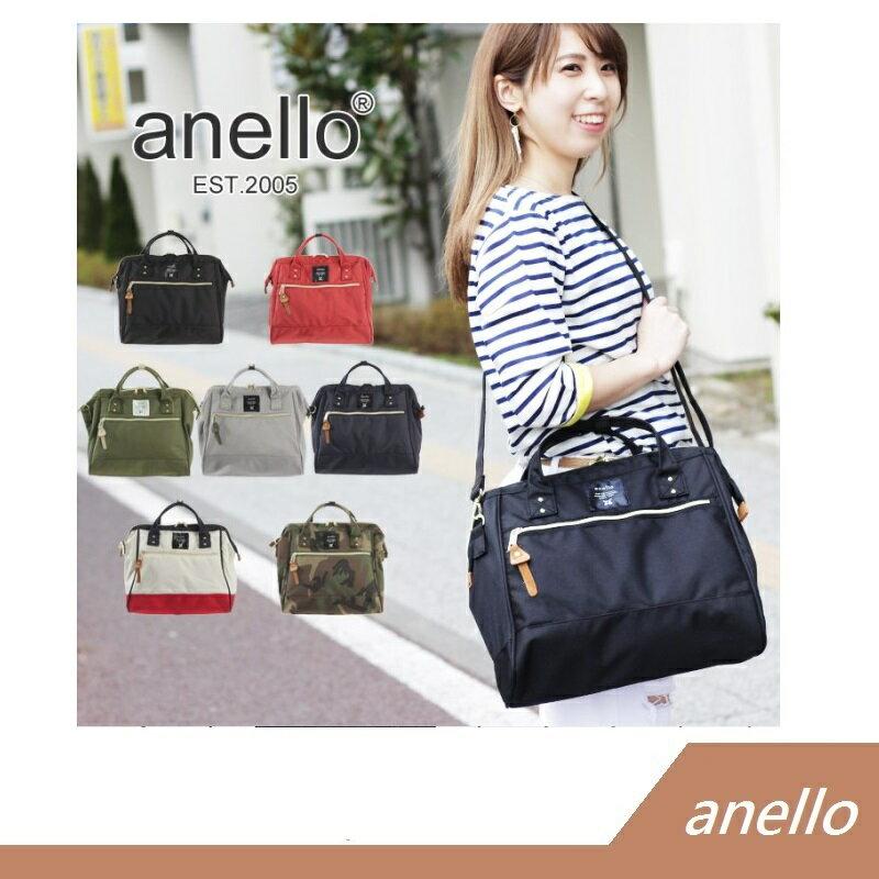 Anello 兩用 手提包 側背包 (L) 原廠授權專櫃正品 【RH shop】日本代購